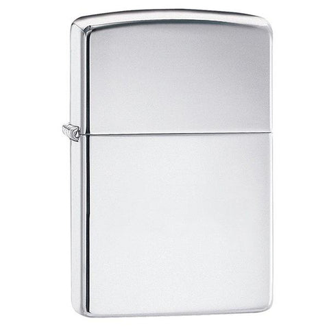 Armor Lighter - High Polish Chrome
