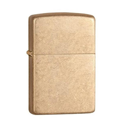 Armor Lighter - Tumbled Brass