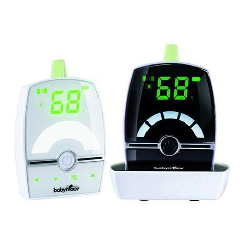 Digital Green Baby Monitor