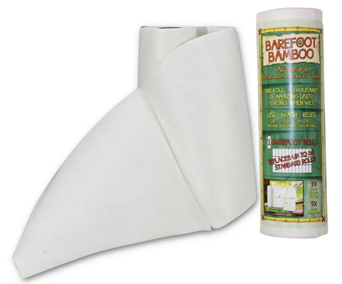 Reusable Bamboo Towels