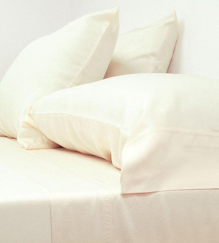 Classic Bamboo Bed Sheet Set, Ivory
