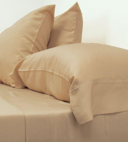 Classic Bamboo Bed Sheet Set, Sandy Shore