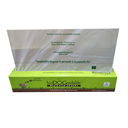 Dog Waste Bags, 60 Pack