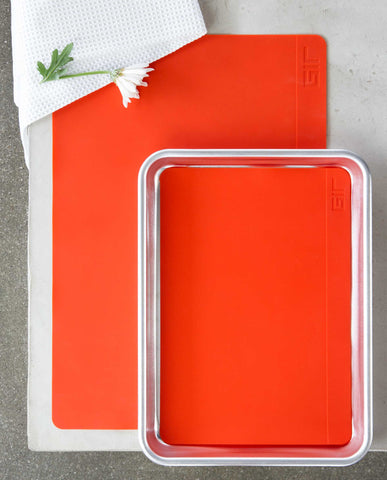 Silicone Baking Mats, 2-Piece Set