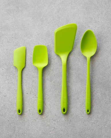 Ultimate Silicone Kitchen Tools, 4-Piece Set
