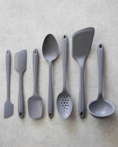 Essential Silicone Kitchen Tools, 7-Piece Set