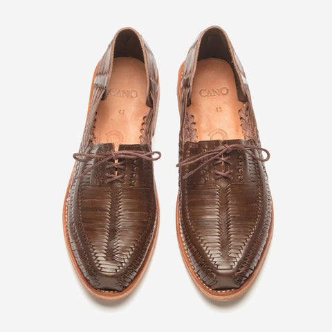 Benito Handmade Men's Shoes, Coffee