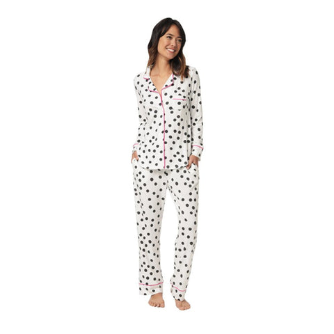 Sprinkle Dots Pima Cotton/Modal Pajamas