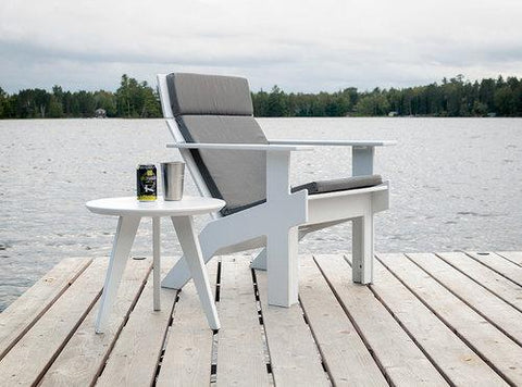 Eco Lounge Chair, Tall