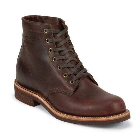 6in Service Boot, Cordovan