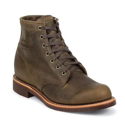 6in Service Boot, Crazy Horse