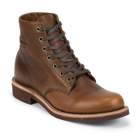 6in Service Boot, Tan Renegade