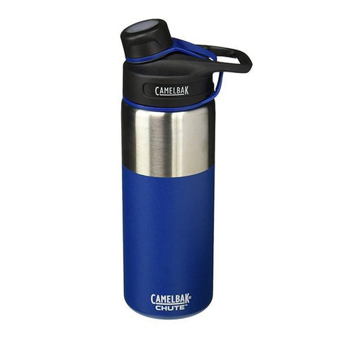 Insulated Stainless Steel Chute Bottle (20oz) - Pacific Blue