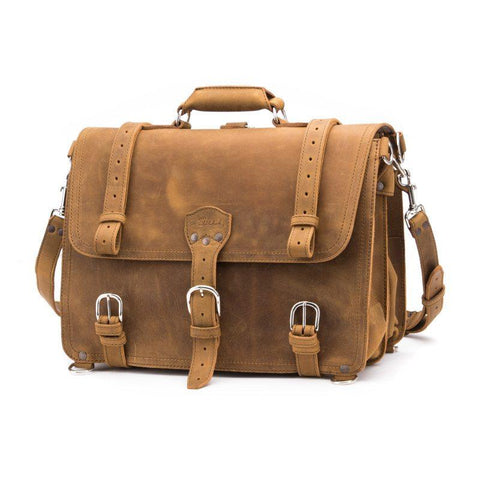 Leather Classic Briefcase