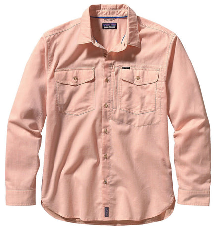 Men's Long-Sleeved Cayo Largo Shirt