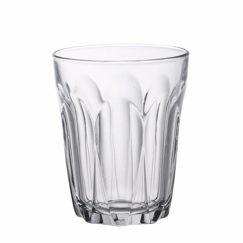Provence Clear Glass Tumbler, 7 3/4 oz, Pack of 6