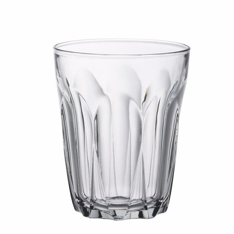 Provence Clear Glass Tumbler, 8 3/4oz, Pack of 6