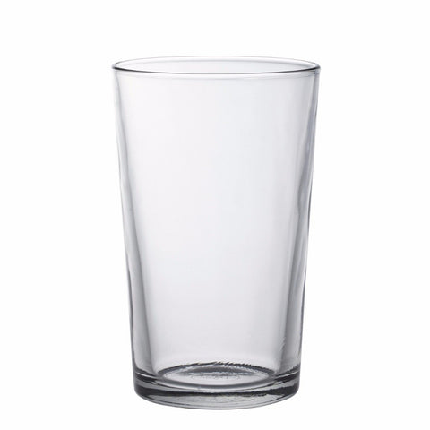 Unie Clear Glass Tumbler, 11.62 oz, Pack of 6