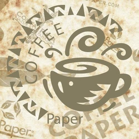 Coffee Paper, 500 Sheets