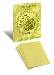 Lemon Paper, 100 Sheets