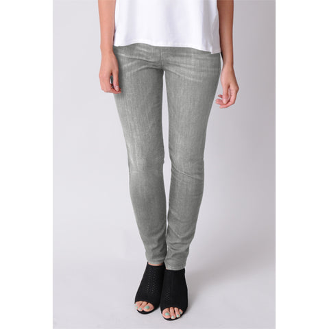 Organic Cotton Soft Stretch Denim Jegging
