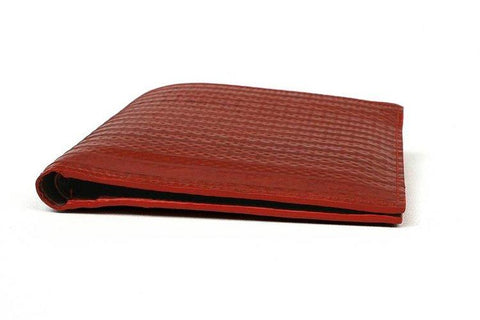 Reclaimed Fire Hose Billfold Wallet - BuyMeOnce Direct - BuyMeOnce UK