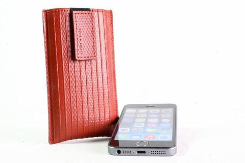 Upcycled Fire Hose iPhone Case