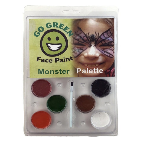 Monster Color Palette