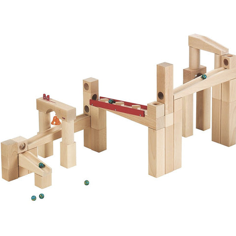 Marble Track Large Construction Set, 42 Piece