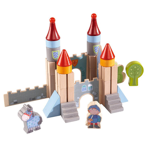Little Knight's Castle Play Blocks