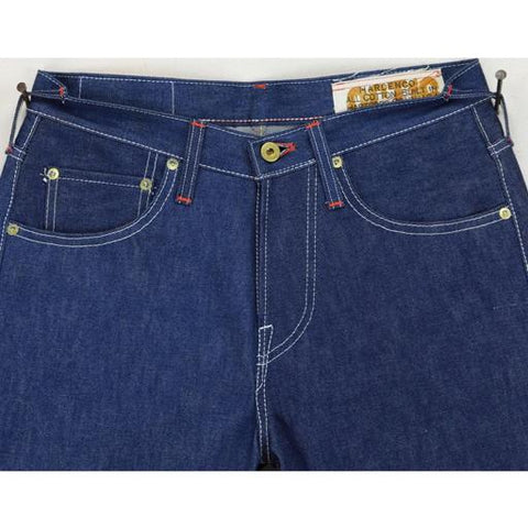 16 oz. Natural Indigo Sanforized Jeans