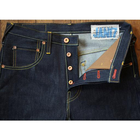 16.5 oz. Sanforized Jean