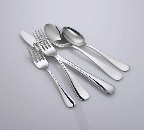 Annapolis 45 Piece Flatware Set (For 8)