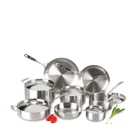 Axia Cookware Set, 13 Piece