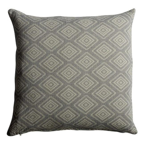 Diamond Handwoven Cushion Cover