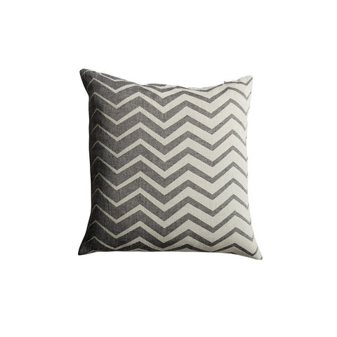 Zag Handwoven Cushion Cover