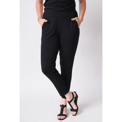 Slim Ankle Slouchy Pant