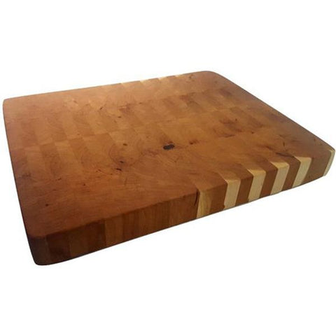 Mike Rhode's Solid Cherry End Grain Cutting Board