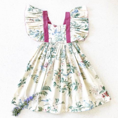 Flutter Fly Dress