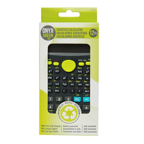 Recycled Scientific Calculator
