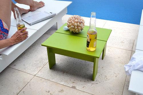Eco Ottoman/Side Table