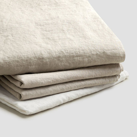 Basic Bed Linen Bundle, Oatmeal