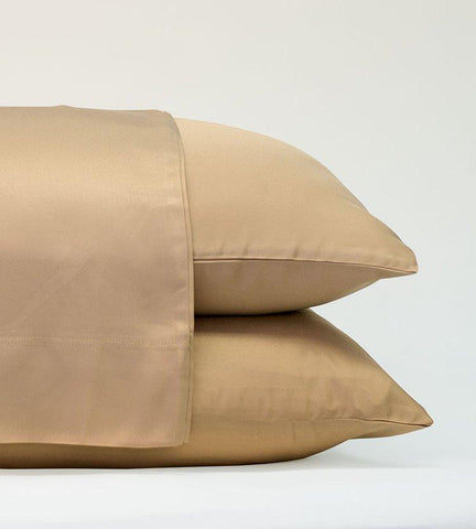 Classic Bamboo Pillowcase Set, Sandy Shore