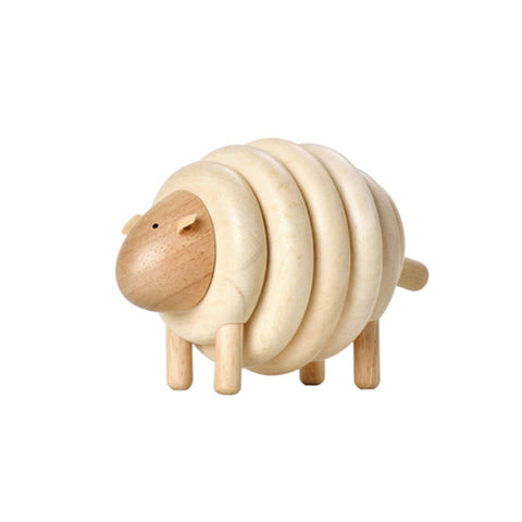 Wood Lacing Sheep