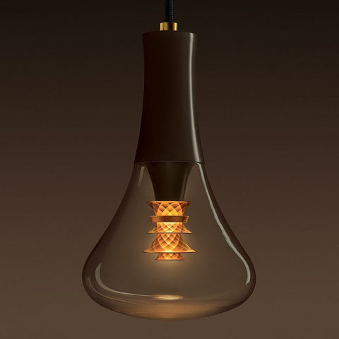 003 LED Light Bulb and Pendant Set