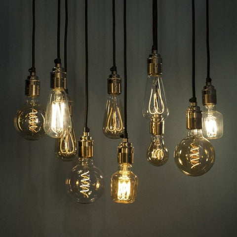 Willis LED Filament Light Bulb