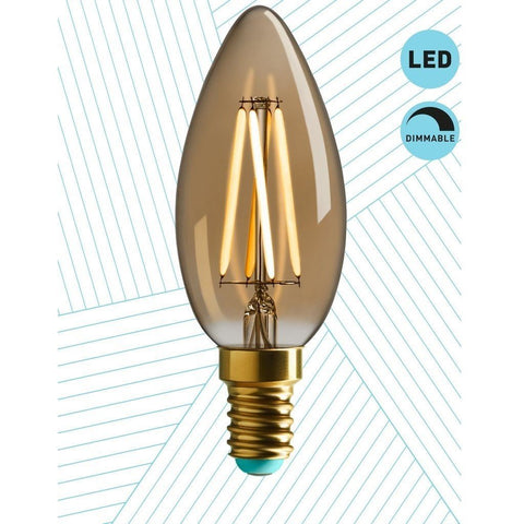 Winnie LED Filament Light Bulb