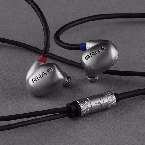 T20 Noise Isolating High Fidelity DualCoil Driver Earphones