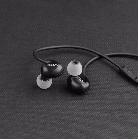 T20i Noise Isolating High Fidelity DualCoil Driver Earphones with Microphone & Remote