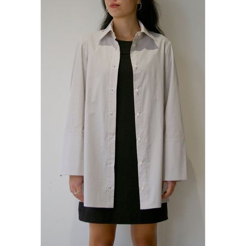 Rozenbroek Shirt Dress, Grey - BuyMeOnce UK